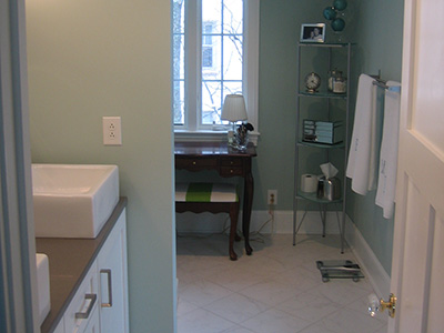 Bathroom Remodelling on Harman Terrace