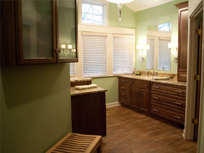 Bathroom Redesign Photo