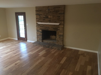 Custom Home  Makeover on Braewood