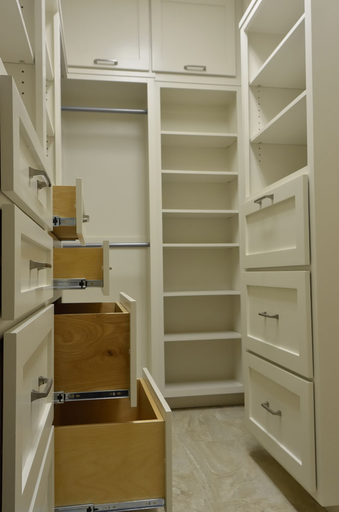 Custom Closet Construction on Barington 3