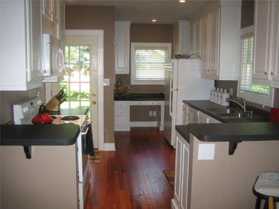 Kitchen Remodelling on Monteray